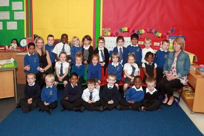 Primary 1 2014 photo